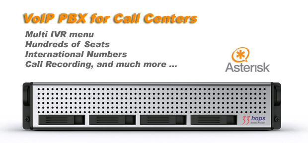 voip pbx for callcenters