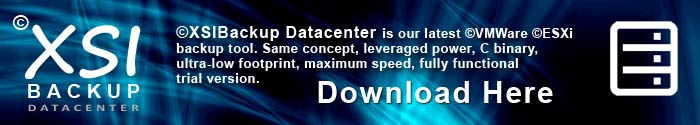 Download (c)XSIBackup Datacenter